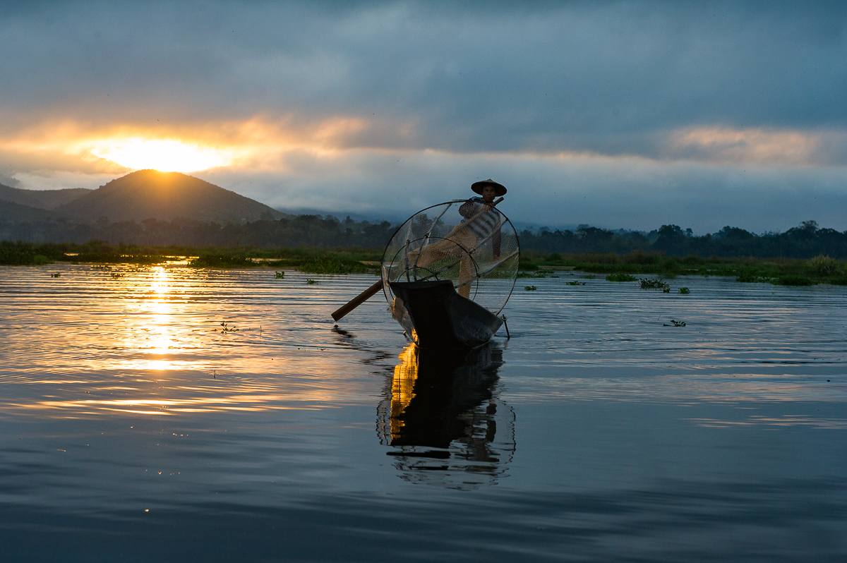 Fisherman of Inle Lake